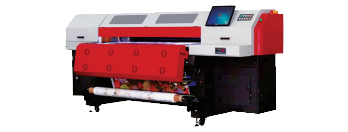 Direct Printing - Flora T-100