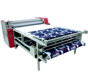 Heat Transfer Machine - Pengda Multifunction | Roll to Roll