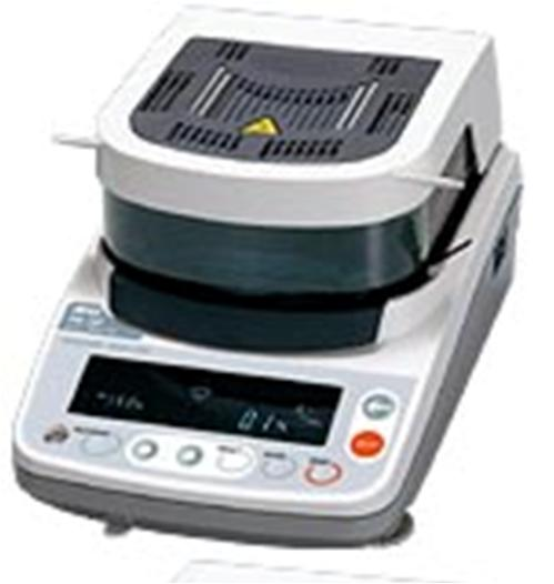Moisture Analyser - MX 50 | ML 50
