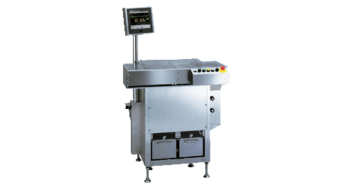 Aerosols Checkweigher