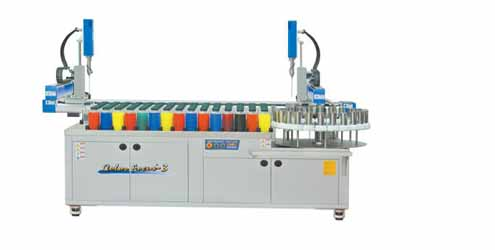 Automatic Lab Color Dispensing System
