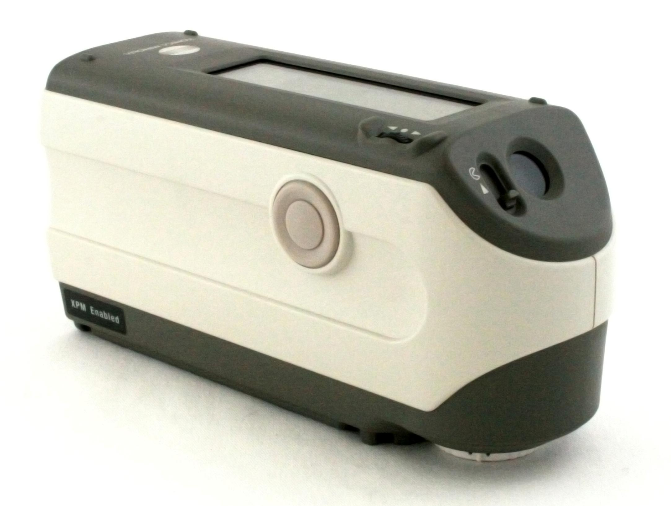 CM-2500d | CM-2600d Portable Spectrophotometers