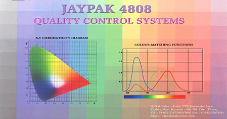 JAYPAK Color Management Software