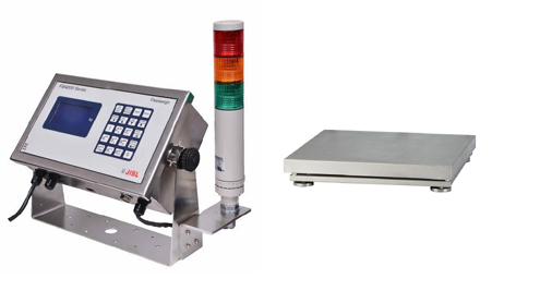 Shipper Weighing Scale