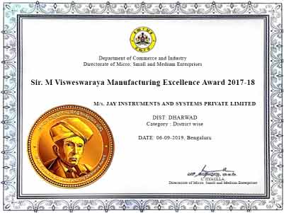 Manufacturing Excellence Award