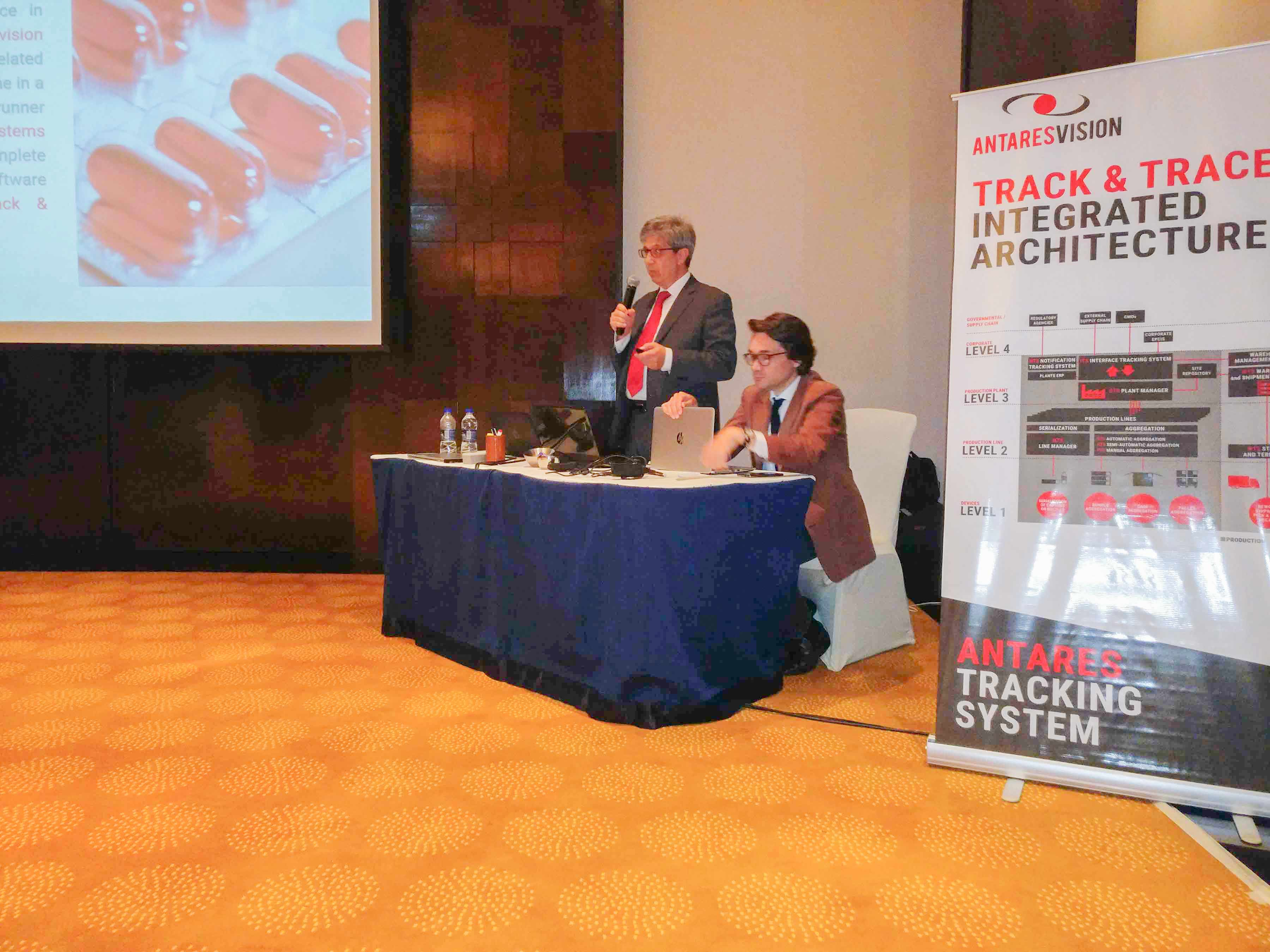 Track and Trace - Presentation
