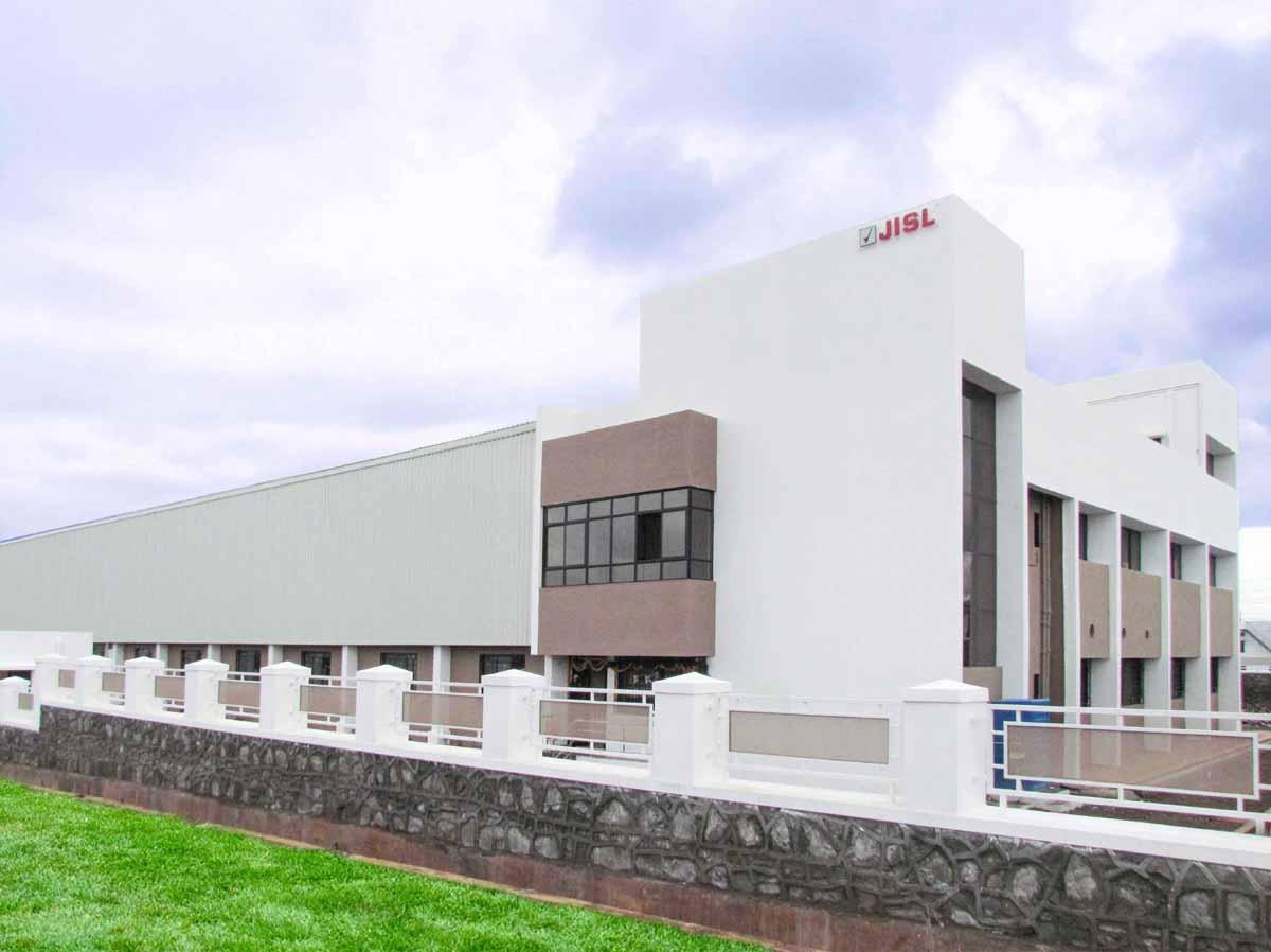 JISL Factory at KSSIDC Gamangatti Industrial Area